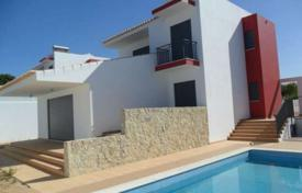 Houses with pools for sale in Faro. Cottage with a pool, a garden and sea views, Loule, Portugal