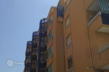 Cheap apartments for sale in Rimini. Two bedroom apartment with a spacious terrace in a residential complex near the beach, Rimini, Italy