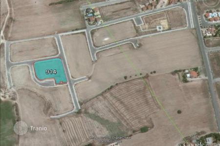 Development land for sale in Pyla. Building Plot