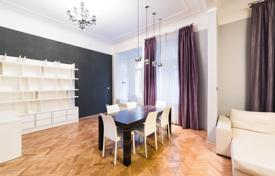 Spacious apartment with a balcony and a quality finish in a stylish residence, near the city center, Stare Mesto, Prague, Czech Republic for 2,570 € per week