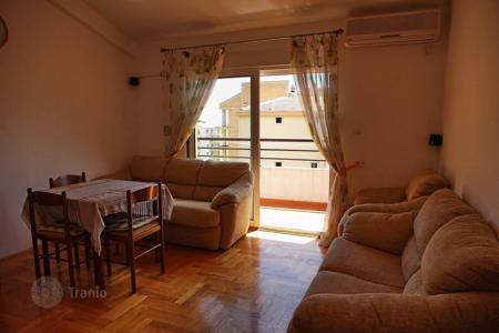 1 bedroom apartments for sale in Budva. Furnished apartment with a balcony, near the sea, in a quiet district of Budva, Montenegro. High rental potential!