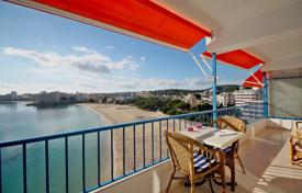 2 bedroom apartments for sale in Majorca (Mallorca). Apartment with a terrace, a parking and sea views, Santa Ponsa, Spain