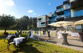 Residential for sale in Adazi Municipality. Modern apartment on the lake in the suburbs of Riga