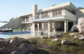 New villa in a residential complex with infinity pool, tennis court and private beach area, Kalkan, Antalya, Turkey for 2,185,000 $