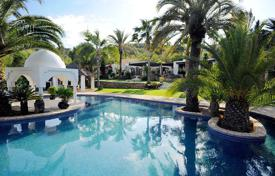 Luxury houses with pools for sale in Sant Joan de Labritja. Villa – Sant Joan de Labritja, Ibiza, Balearic Islands, Spain