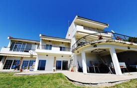 Luxury houses with pools for sale in Chalkidiki (Halkidiki). Detached house – Sane, Chalkidiki (Halkidiki), Administration of Macedonia and Thrace,  Greece