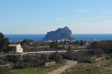 1 bedroom houses for sale in Spain. Finca of 1 bedrooms in Benissa