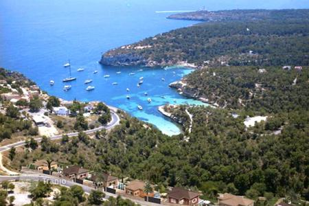 Land for sale in Majorca (Mallorca). Beautiful plot in Sol de Mallorca, Majorca, Balearic Islands, Spain