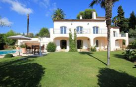 6 bedroom houses for sale in Provence - Alpes - Cote d'Azur. Detached house – Juan-les-Pins, Antibes, Côte d'Azur (French Riviera), France