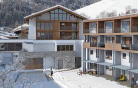 Spacious furnished penthouse with a terrace and parking space in the new residence, Zell am See, Austria for 1,200,000 €