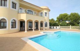 Luxury 6 bedroom houses for sale in Balearic Islands. Villa – Cala Vinyes, Balearic Islands, Spain