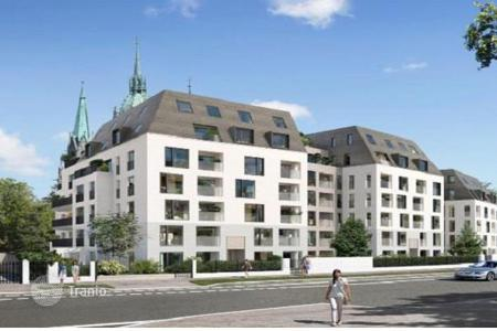 3 bedroom apartments for sale in Bavaria. Two-bedroom flat in a new building in Ludwigsvorstad — central area of Munich