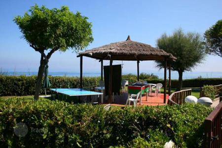 2 bedroom houses for sale in Sicily. Two-level villa with a garden in Cefalu, Sicily, Italy