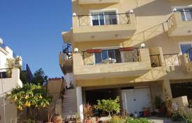 Townhouses for sale in Konia. Cozy townhouse with panoramic sea view, in a condo with a swimming pool and a garden, in Konia, Cyprus