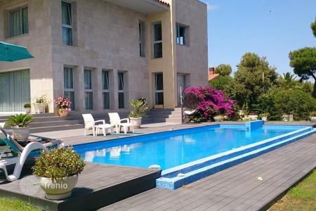 Villas and houses with pools to rent in Catalonia. Villa - S'Agaró, Catalonia, Spain