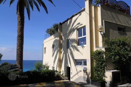 Luxury houses for sale in Liguria. Part of the villa in Ospedaletti, Liguria