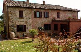 4 bedroom off-plan houses for sale overseas. Two-storey stone villa in Citta della Pieve, Tuscany, Italy