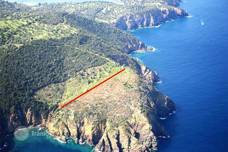 Coastal land for sale in Europe. Development land – Sithonia, Administration of Macedonia and Thrace, Greece