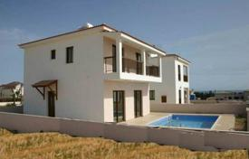3 bedroom houses for sale in Timi. Detached 3 Bedroom Villa with Sea Views, Close to Paphos Airport — TIMI
