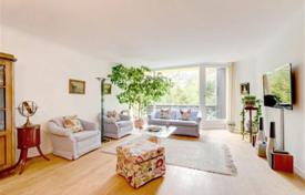 Property for sale in Germany. Renovated apartment with balconies, in a residence with a garden and a parking, in Bogenhausen district, Munich, Germany