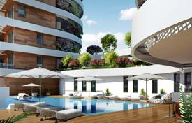 Penthouses for sale in Larnaca. 3 bedroom penthouse with private swimming pool in a new complex in Mackenzie area