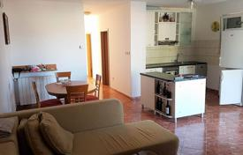 3 bedroom apartments for sale in Split-Dalmatia County. Furnished apartment with a terrace and a sea view, Sutivan, Croatia