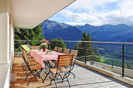 5 bedroom villas and houses to rent in Switzerland. Detached house – Lenk im Simmental, Bern District, Switzerland