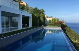 4 bedroom houses for sale in Heraklion. Luxury villa with a panoramic sea view and a private beach, close to Heraklion, Crete, Greece