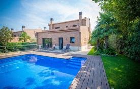 5 bedroom houses for sale in Barcelona. Villa – Sant Cugat del Vallès, Catalonia, Spain