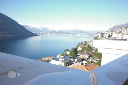 Luxury 4 bedroom apartments for sale overseas. Apartment – Lugano, Ticino, Switzerland