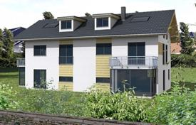 Off-plan residential for sale in Bavaria. New house in a green area of the city, Holzkirchen, Germany
