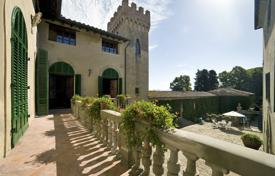 Villas and houses to rent in Montelopio. Villa – Montelopio, Tuscany, Italy