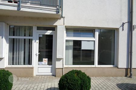 Property for sale in Zala. Apartment under a shop or a beauty salon in Heviz, Hungary