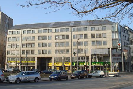 Commercial property for sale in Saxony. Commercial center in Dresden with a 5,7% yield