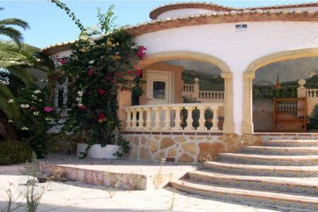 Foreclosed 6 bedroom houses for sale in Southern Europe. Villa – Calpe, Valencia, Spain
