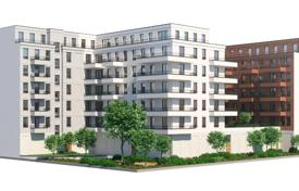 Property for sale in Germany. New one-bedroom apartment with a balcony in Berlin, Mitte area