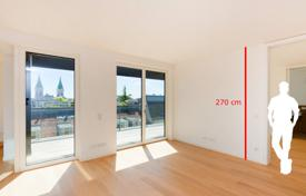 2 bedroom apartments for sale in Vienna. Two-bedroom penthouse with a terrace in a new building with a parking next to the Neues Rathaus, in the district of Josefstadt, Vienna