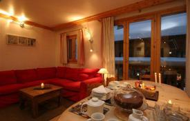 Three-level chalet with a garage in the center of Meribel, France for 7,100 € per week
