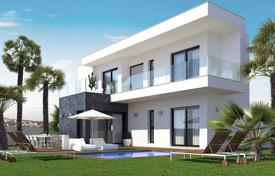 3 bedroom houses for sale in Murcia. Design villas in San Javier