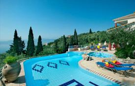 Houses with pools for sale overseas. Villa – Corfu, Administration of the Peloponnese, Western Greece and the Ionian Islands, Greece