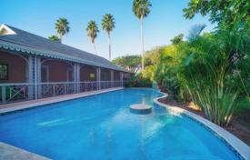 Residential for sale in Caribbean islands. Single-level villa with pool and garden near the beach, Nevis, Saint Kitts and Nevis