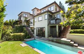 Luxury 4 bedroom houses for sale in North America. Villa – Los Angeles, California, USA