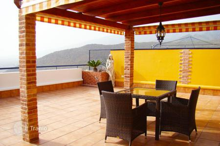 2 bedroom apartments for sale in Tenerife. Spacious furnished apartment with a terrace, with a view of the ocean and the mountains, in a new residence, Tenerife, Spain
