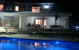 Houses with pools for sale in Spitali. Five Bedroom Detached Villa