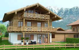 Off-plan residential for sale in German Alps. Villa – Garmisch-Partenkirchen, Bavaria, Germany