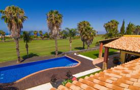 5 bedroom houses for sale in Tenerife. Villa – Adeje, Canary Islands, Spain
