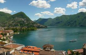 Luxury 1 bedroom apartments for sale overseas. Apartment – Lugano, Ticino, Switzerland