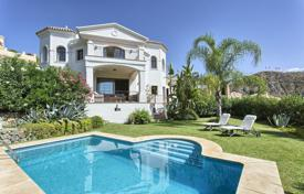 Furnished Mediterranean villa, Benahavis, Andalusia, Spain for 1,299,000 €