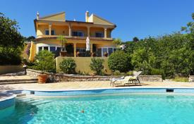 Houses for sale in Faro. 5 Bedroom Luxury Villa with Sea Views near Santa Bárbara de Nexe