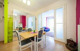 Apartments for sale in Budapest. Spacious two-bedroom apartment with a balcony, Budapest, Hungary
